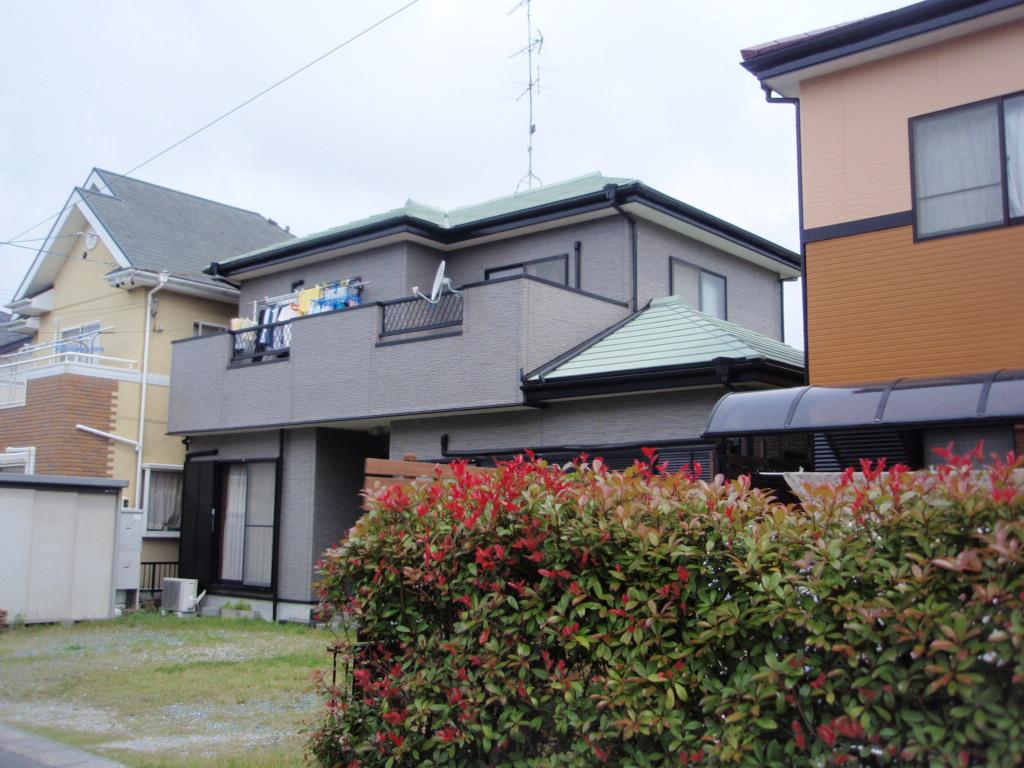 ガイナ屋根塗装・UVプロテクトクリヤー外壁塗装[浜松市南区の加藤塗装]|外壁塗装、屋根塗装