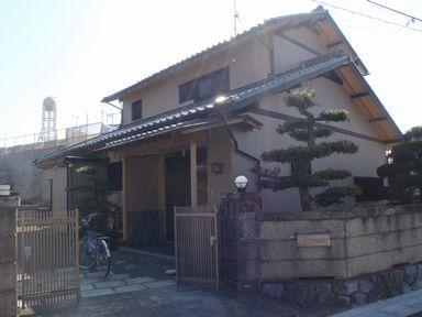シリコン外壁塗装で重量感のある住宅に[浜松市南区の加藤塗装]|外屋根塗装