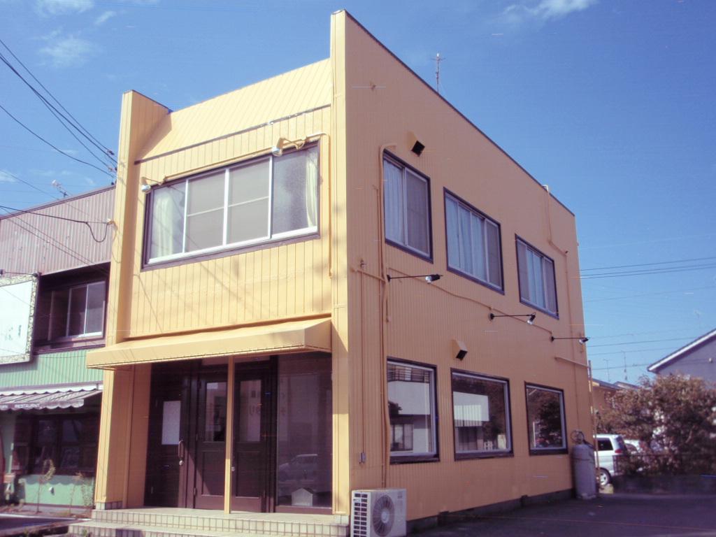 塩ビ鋼板(トタン)専用塗料で塗装![浜松市南区の加藤塗装]|外壁塗装、屋根塗装