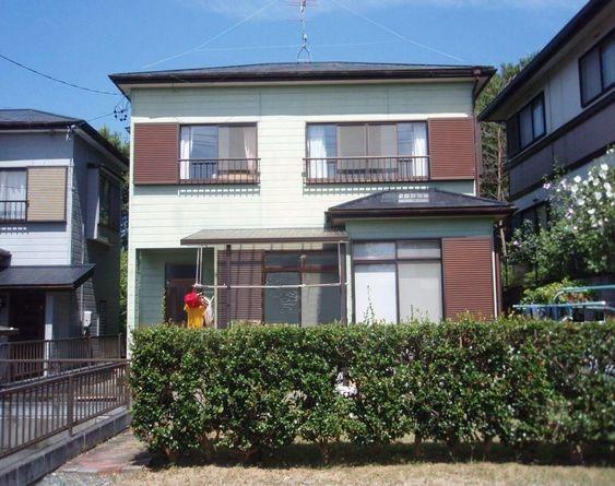 シリコン外壁塗装でシックな仕上がり[浜松市南区の加藤塗装]|屋根塗装