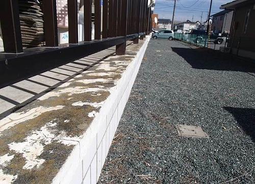集合住宅外壁塗装工事[浜松市南区の加藤塗装] 屋根塗装