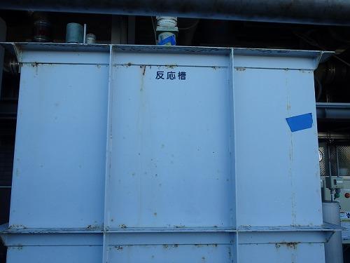 反応槽塗装[浜松市南区の加藤塗装] 外壁塗装、屋根塗装
