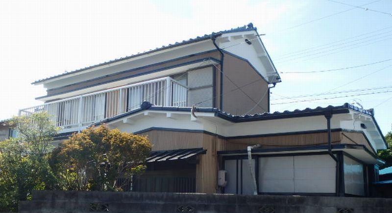 トタン外壁塗装[浜松市南区の加藤塗装] 外壁塗装、屋根塗装