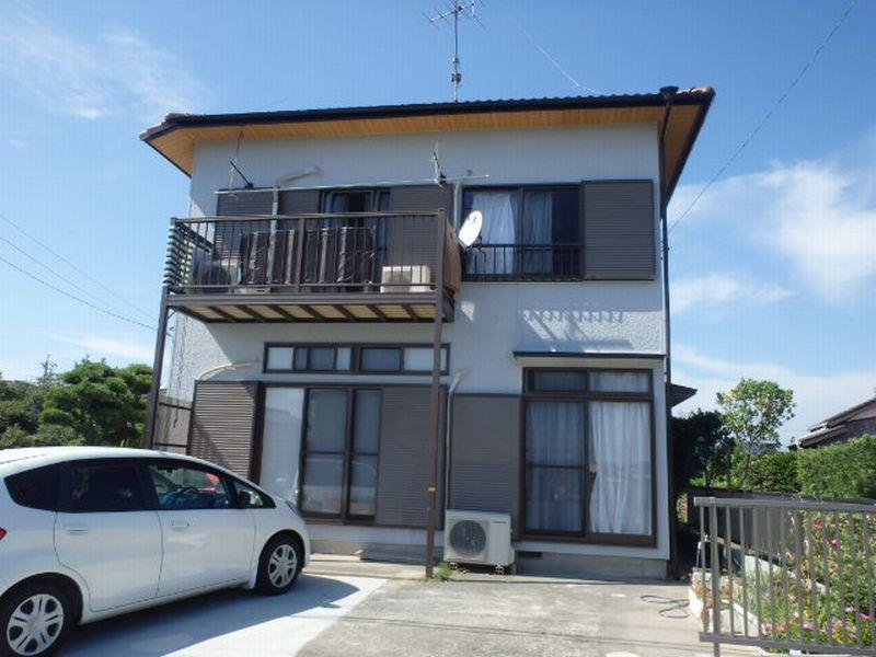 衛生的な住宅[浜松市南区の加藤塗装]|外壁塗装、屋根塗装