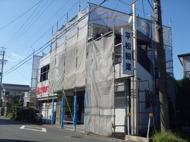 外壁素材により塗料を使い分け[浜松市南区の加藤塗装] 外壁塗装、屋根塗装