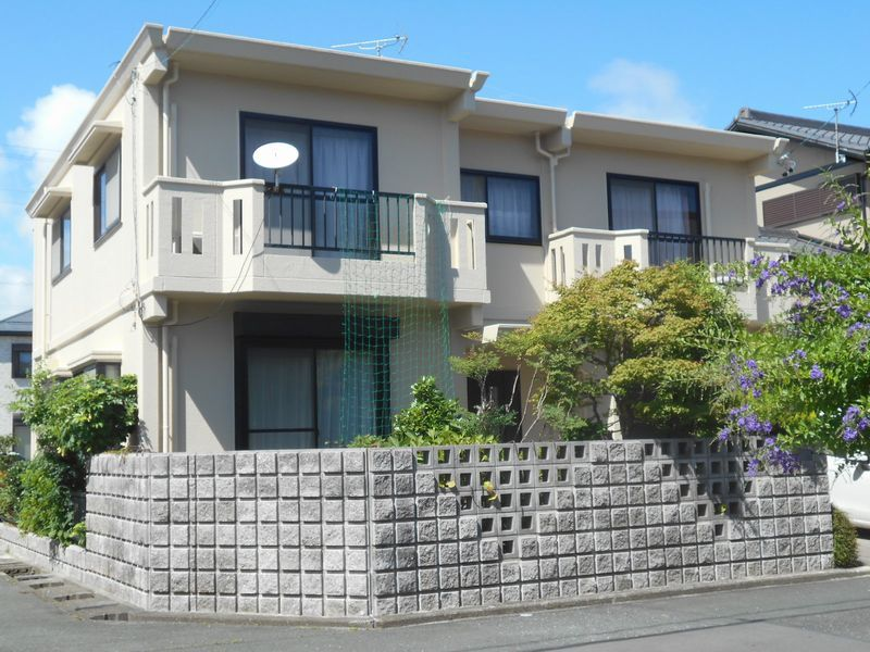 RC構造の戸建住宅[浜松市南区の加藤塗装]|外壁塗装、屋根塗装