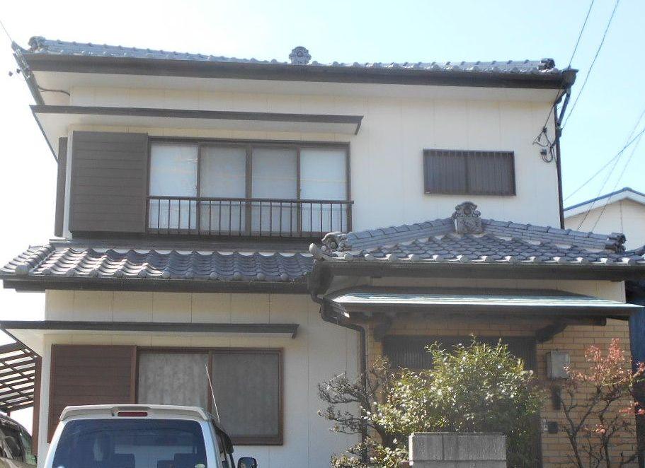 浜松市中区浅田町O様邸 完成 [浜松市南区の加藤塗装]|外壁塗装、屋根塗装