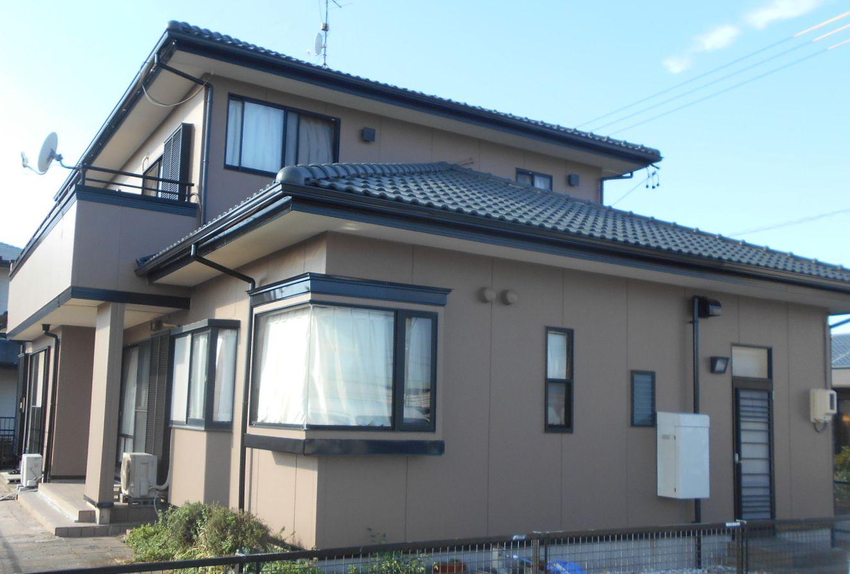 浜松市南区三島町 Y様邸 [浜松市南区の加藤塗装]|外壁塗装、屋根塗装|加藤塗装