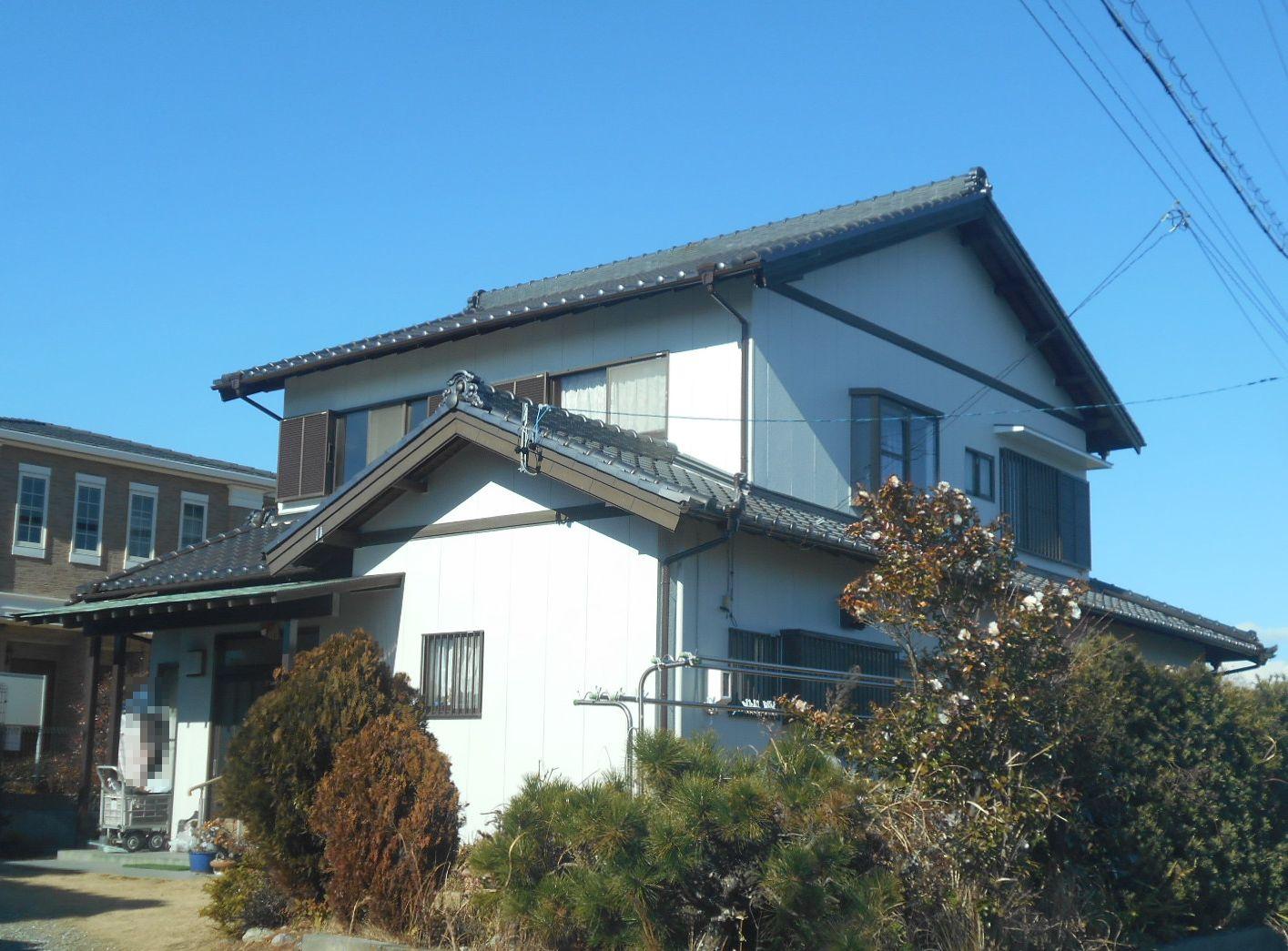 浜松市 N様邸 完成[浜松市南区の加藤塗装]|外壁塗装、屋根塗装
