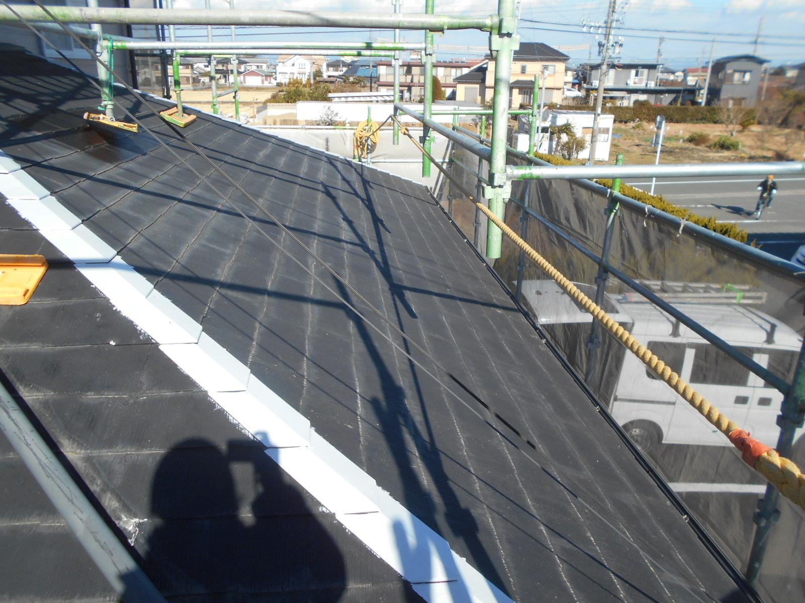 磐田市川袋S様邸 完成 [浜松市南区の加藤塗装]|外壁塗装、屋根塗装